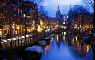 ¿Porque Diran que la Ciudad de Amsterdam Vive Del Fútbol?