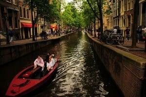 Atracciones en Amsterdam 1