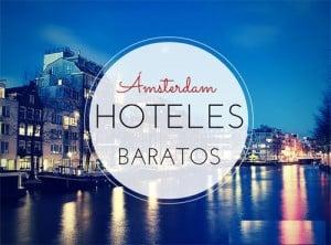 Hoteles Baratos en Amsterdam 2
