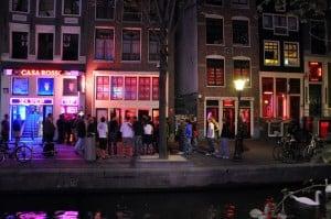 Amsterdam barrio rojo 2