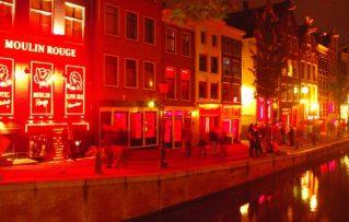 4 Razones Para Visitar Amsterdam Barrio Rojo Asi Como sus Bares!!!