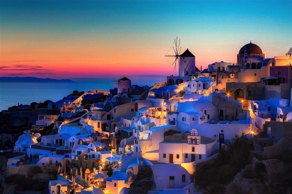 Resultado de imagen de islas griegas