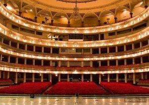 teatros y galerías en Cuba