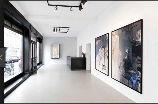 mejores galerias de arte en Chile