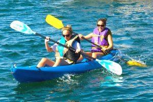Los Kayak de mar