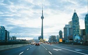 Tourism Canada statistics