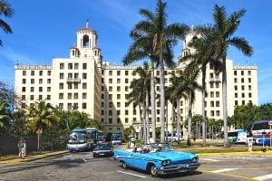 Hoteles de Cuba holguin