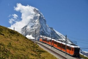 visitar en tren Italia