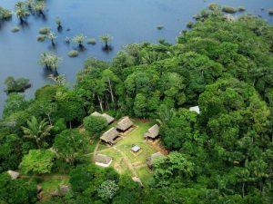 Alojamiento y Comida en la Reserva de Ecuador Cuyabeno