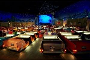 Viaja y Conoce los Cines más Increíbles