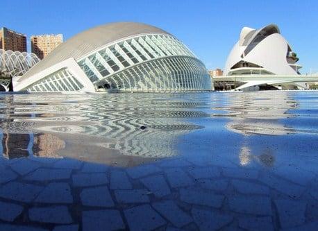 Conocer las atracciones turísticas en Valencia