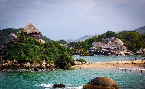 Viajar a los Sitios Turísticos en Santa Marta
