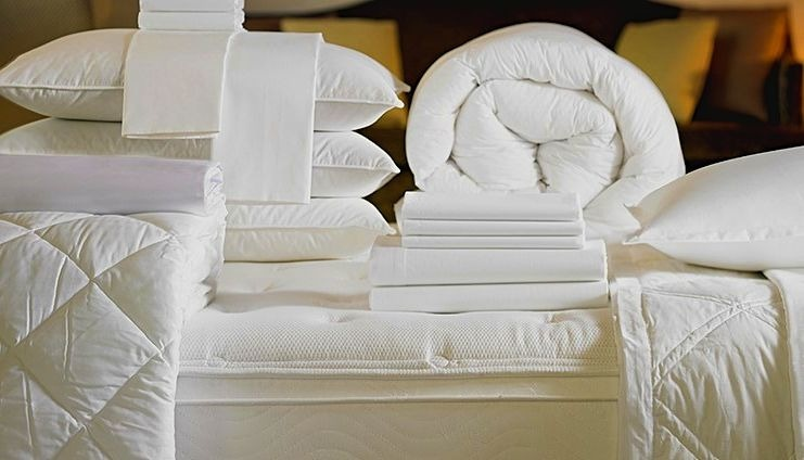 Textiles de Hotel mantas