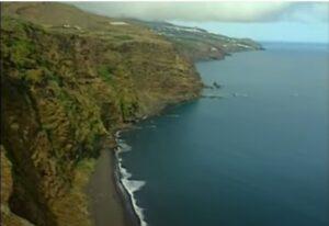 Isla de la Palma tsunami